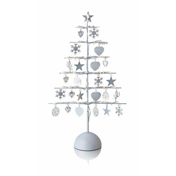 Stojací LED svítící dekorace Markslöjd Borken