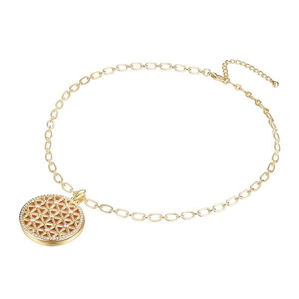 Dámsky náhrdelník v zlatej farbe Tassioni Sarah