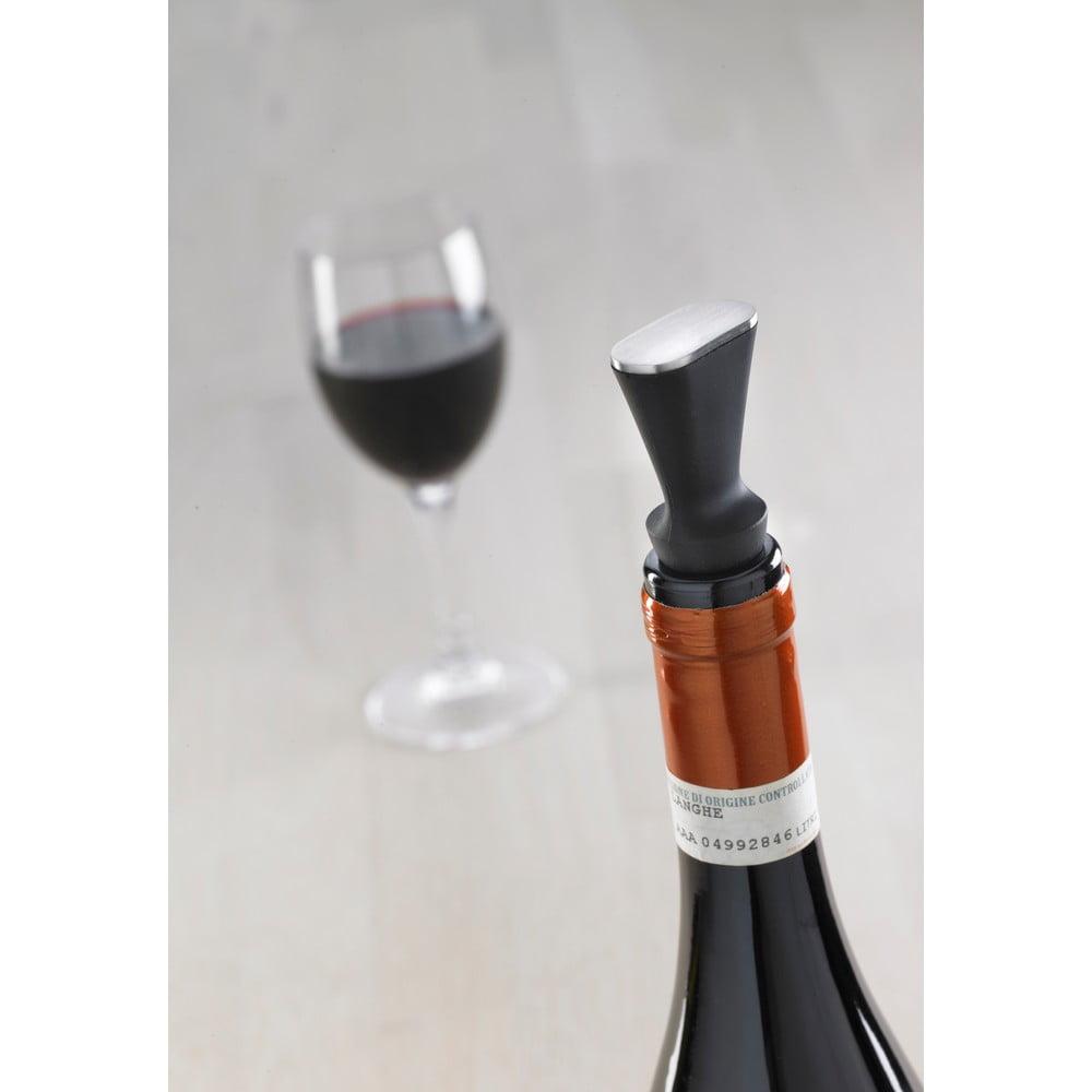 Zátka do lahve na víno Steel Function Wine