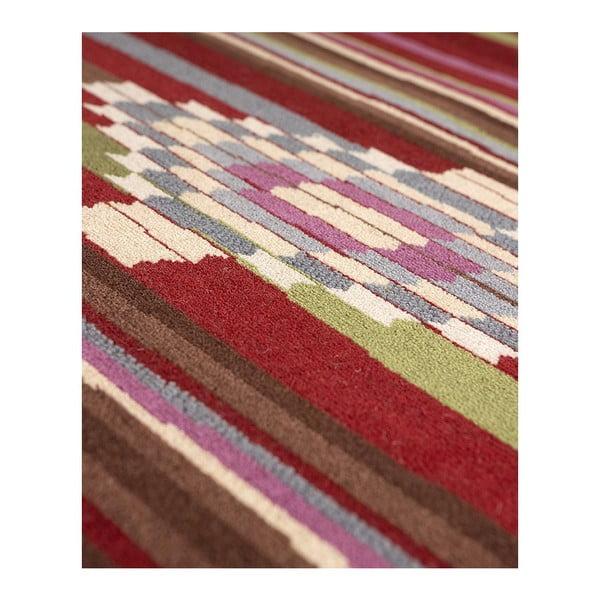 Vlněný koberec Maya 193 Multi, 140x200 cm
