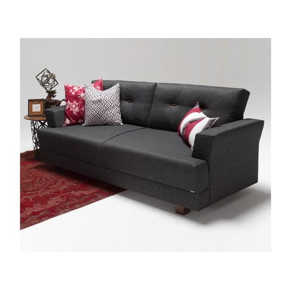 Home Christina szürke kanapé - Balcab