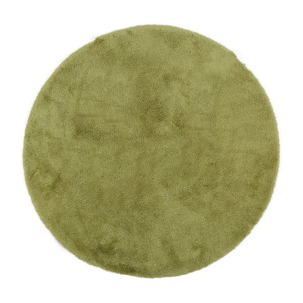 Covoraș de baie Confetti Bathmats Miami, 100 cm, verde