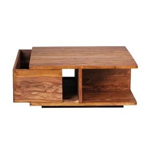 Konferenční stolek z masivního palisandrového dřeva Skyport Carlota
