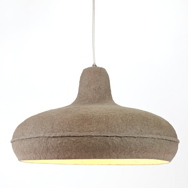 Závěsné svítidlo Paperpulp, 40x25 cm