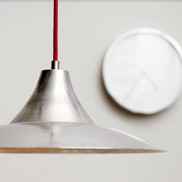 Stropní svítidlo Classic Stahl/Red