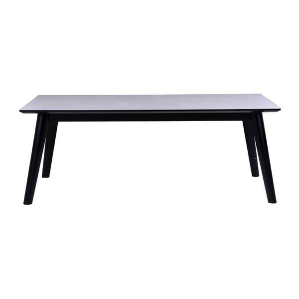 Konferenční stolek s černými nohami House Nordic Copenhagen