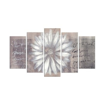 Tablou din mai multe piese Fluff, 110 x 60 cm