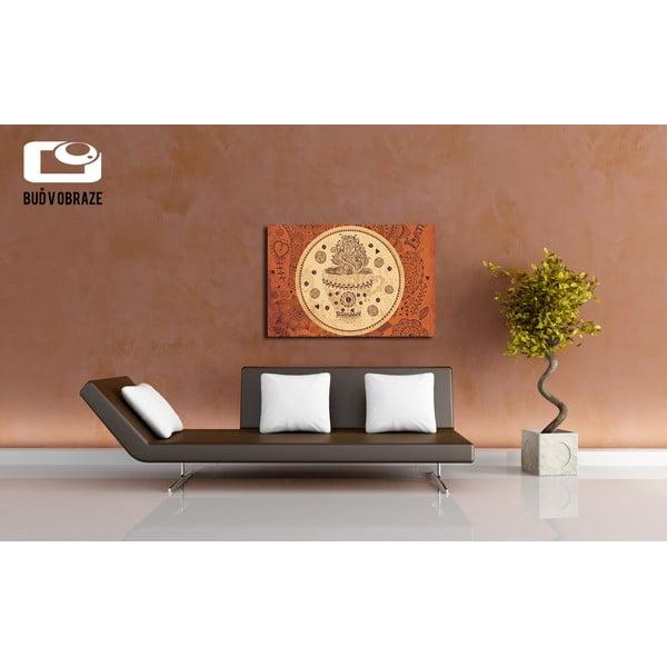 Obraz Coffee Sun, 60x40 cm