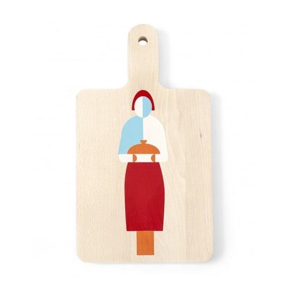 Dřevěné prkénko na krájení Bread and Salt