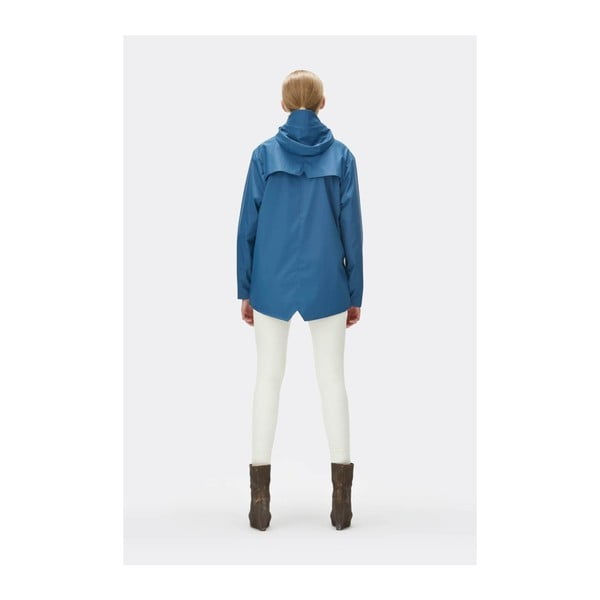 Jachetă unisex impermeabilă Rains Jacket, mărime M/L, albastru
