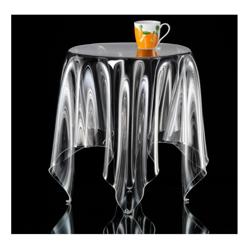 Stůl Essey Grand Illusion Clear