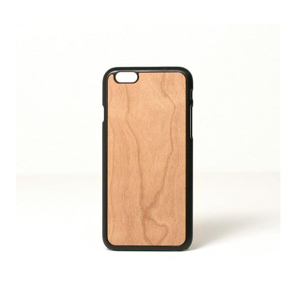 Dřevěný kryt na iPhone 6, třešeň