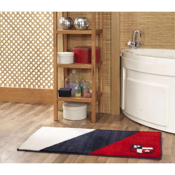 Koupelnová předložka U. S. Polo Assn. Multicolor, 60x100 cm