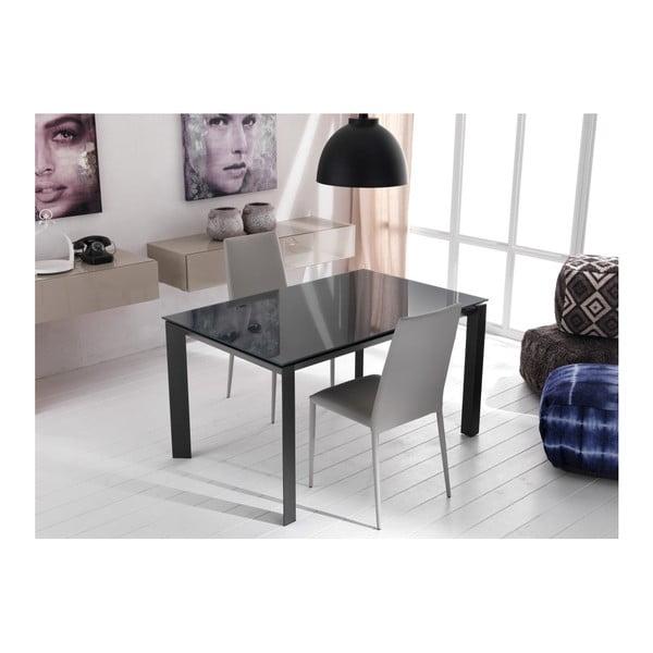 Šedý jídelní stůl Design Twist Lago