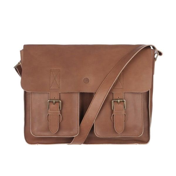 Kožená taška Midhurst Chestnut