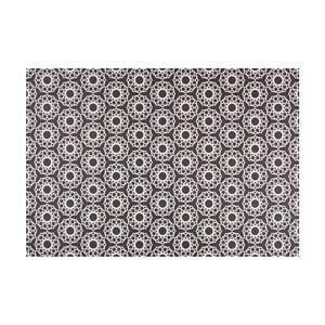 Tmavě modrý vinylový koberec Zala Living Joelle, 65 x 100 cm