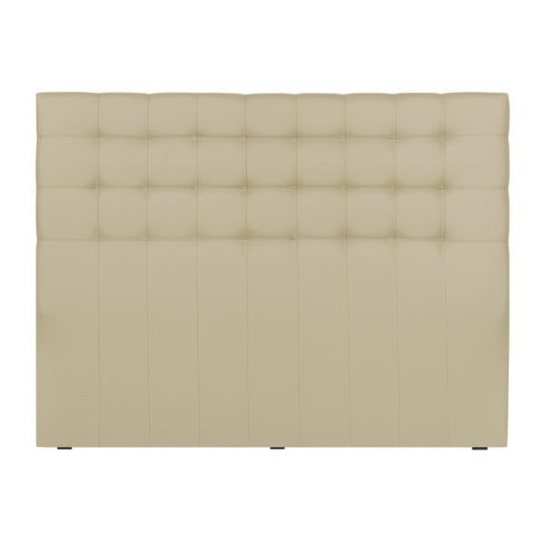 Krémové čelo postele Windsor & Co Sofas Deimos, 180 x 120 cm