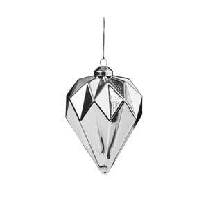 Vánoční závěsná ozdoba ze skla Butlers Diamant