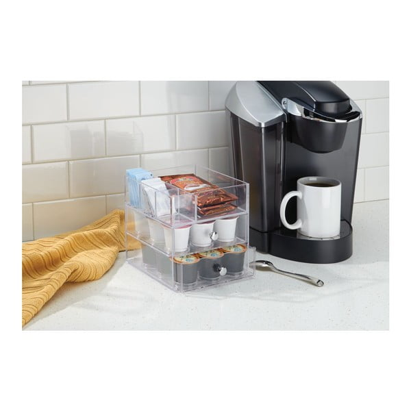 Organizér Coffee Pod 2 Drawer