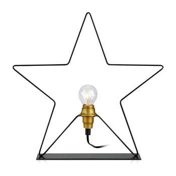 Decorațiune luminoasă Markslöjd Rapp Star, înălțime 36 cm imagine