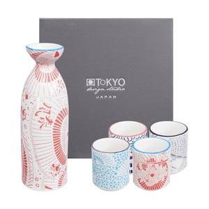 Set pentru sake (băuturi alcoolice)  Tokyo Design Studio Shiki