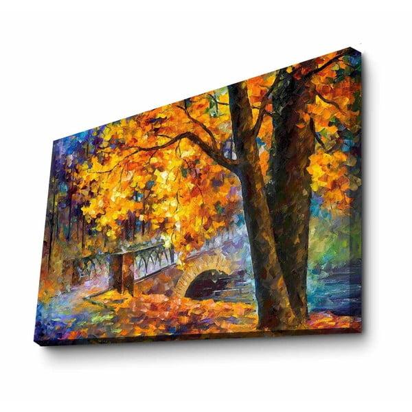 Fali vászon kép Leonid Afremov másolat, 100 x 70 cm