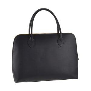 Modrá kožená kabelka Ore Diece Manfredi
