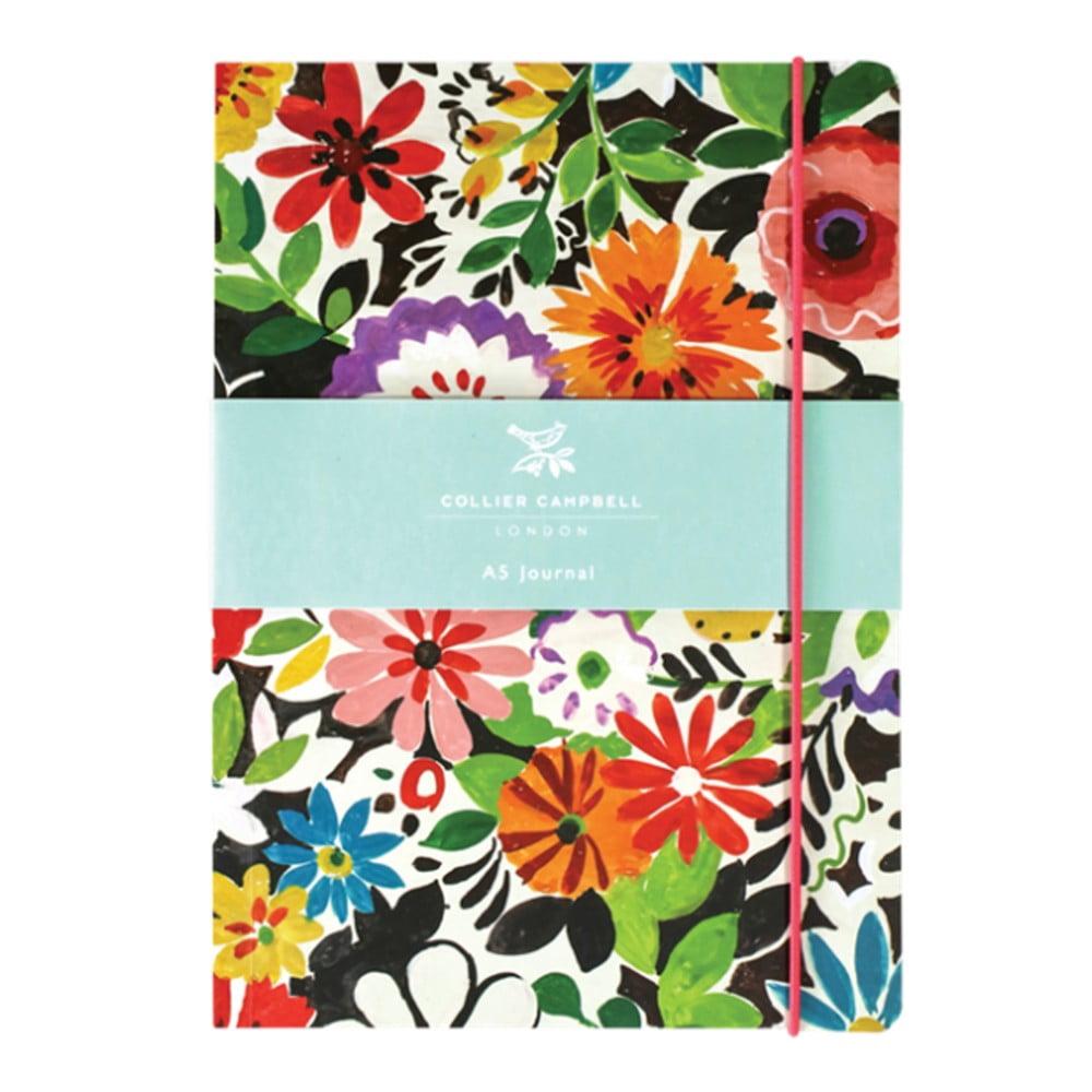 Linkovaný deník Collier Campbell by Portico Designs, 100 stránek