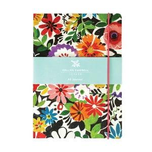 Linkovaný deník A5 Collier Campbell by Portico Designs