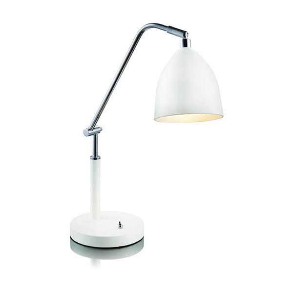 Bílá stolní lampa Markslöjd Fredrikshamn