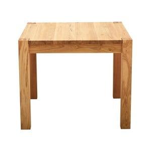 Rozkládací jídelní stůl z dubového dřeva Artemob Matilda