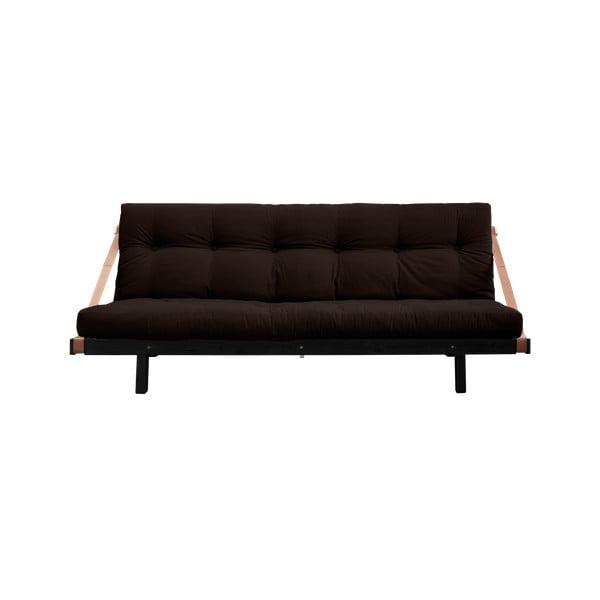 Jump Black/Brown variálható kanapé - Karup Design