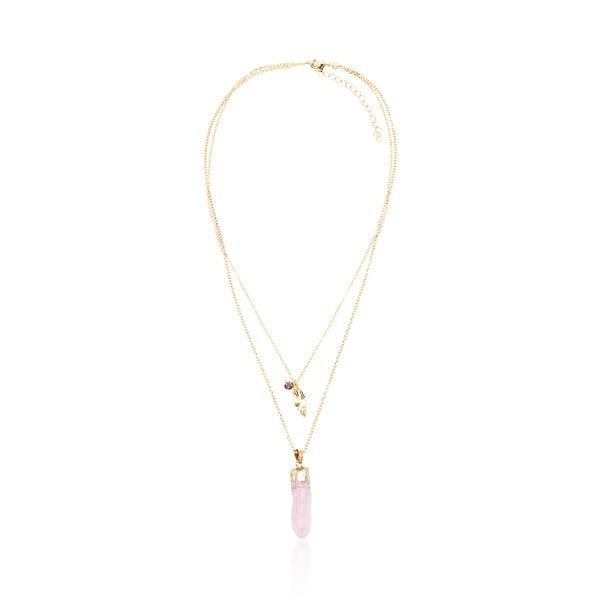 Moira aranyszínű nyaklánc - NOMA