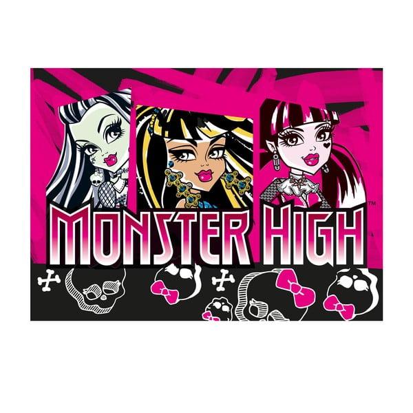 Dětský koberec Monster High 95x133 cm
