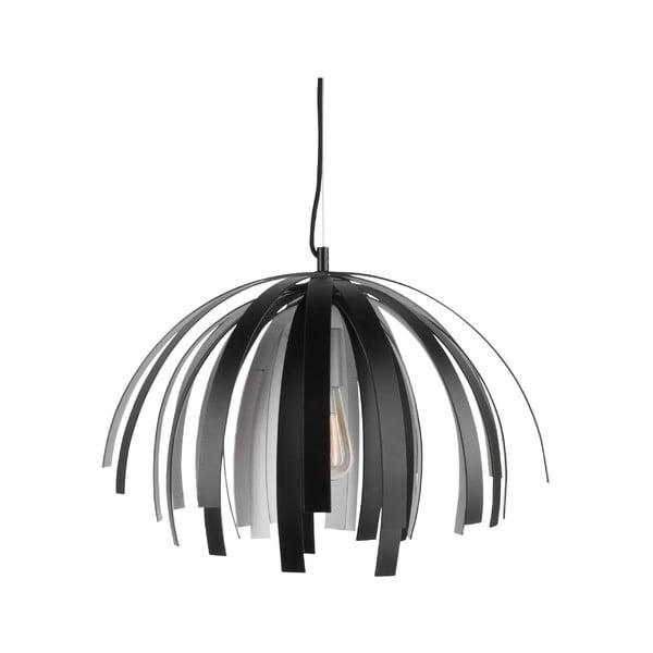 Willow fekete-ezüstszínű függőlámpa - Leitmotiv