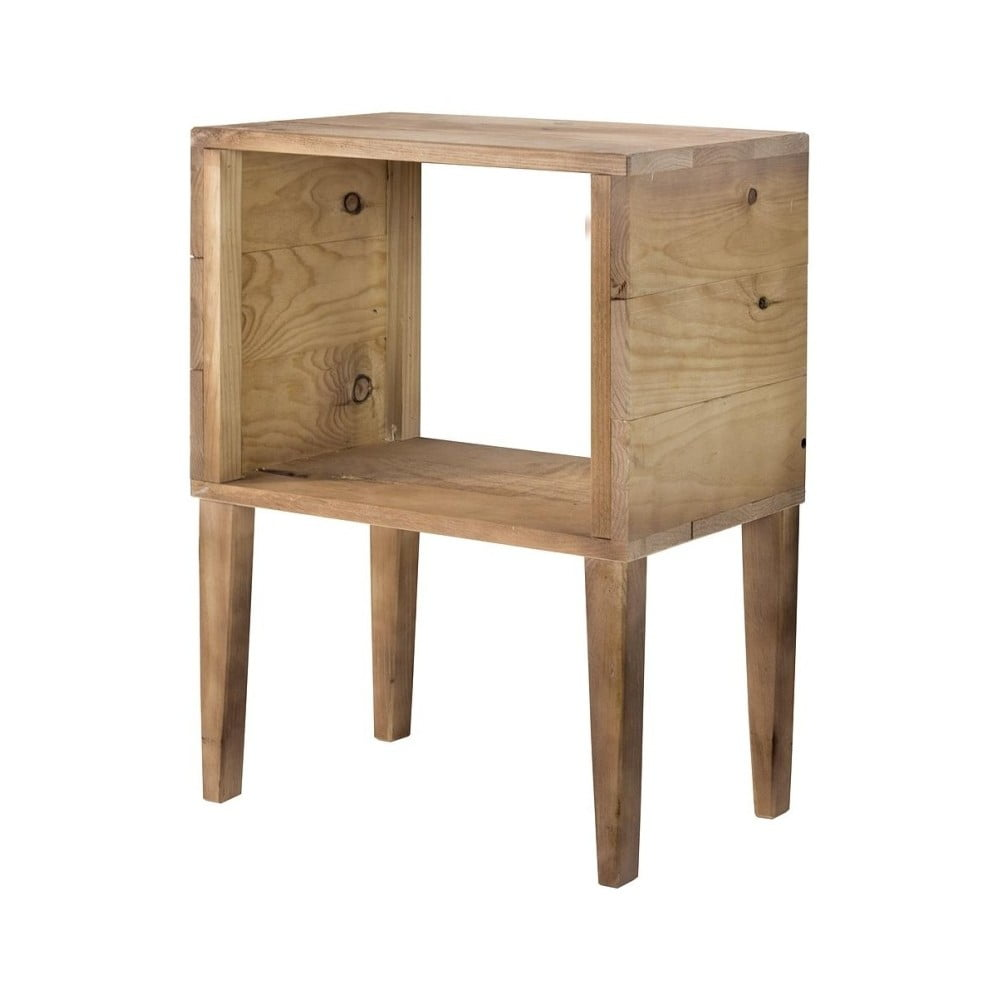 Odkládací stolek z borovicového dřeva Really Nice Things