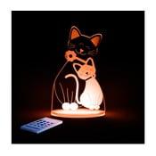 Lampă de veghe cu LED pentru copii Aloka Cat