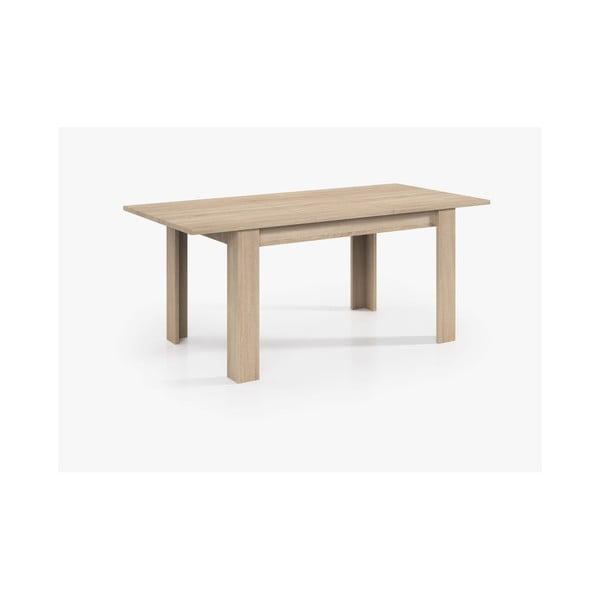 Drewniany stół Evegreen House Smile, 140x90 cm