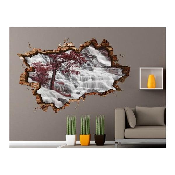 Autocolant de perete 3D Art Febe, 135 x 90 cm