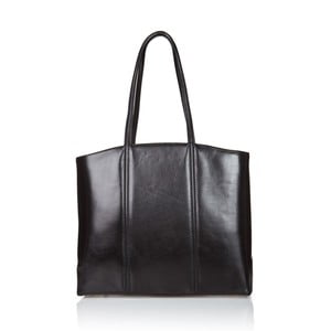 Kožená kabelka Markese 2393 Black