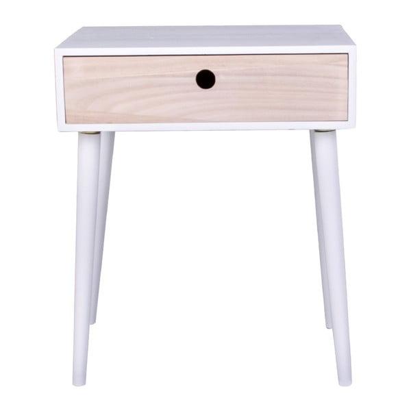 Parma fa tárolóasztal, fiókkal - House Nordic