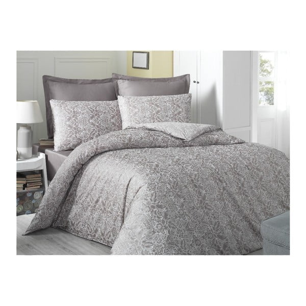 Set lenjerie de pat din bumbac pentru pat dublu Ranforce Soft Heaven, 200 x 220 cm