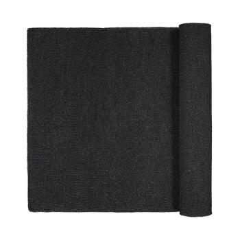Covor Blomus Pura, 140 x 200 cm, negru imagine