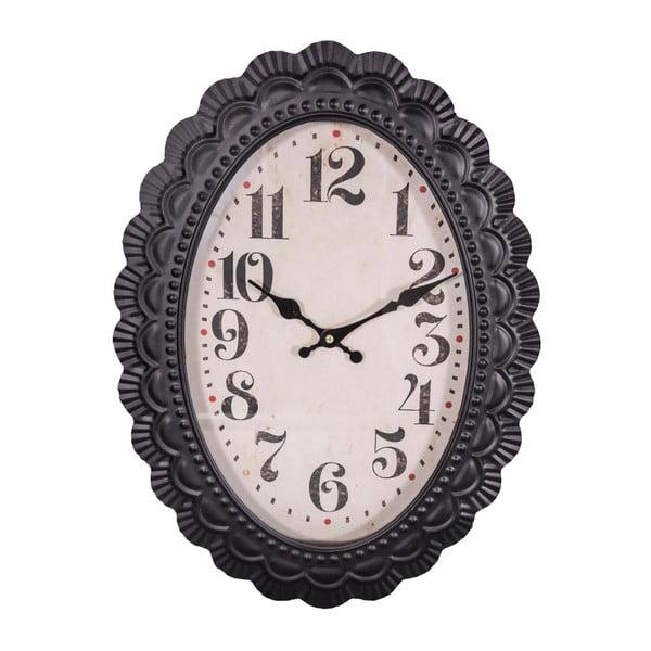 Ceas de perete Antic Line Ovale, oval