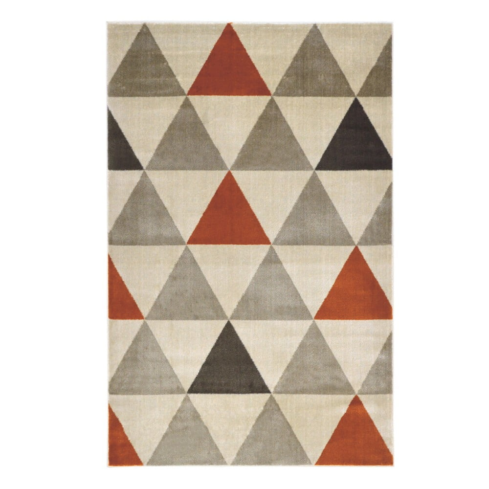 Béžový koberec Webtappeti Roma Orange,180x270cm