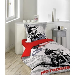 Povlečení Motocross, 140x200 cm