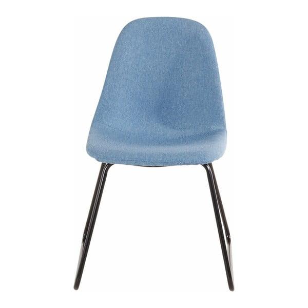 Sada 2 modrých jídelních židlí Støraa Colombo