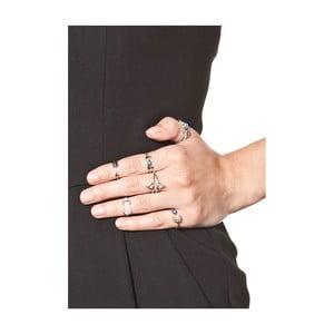 Dámský prsten ve stříbrné barvě NOMA Dolores