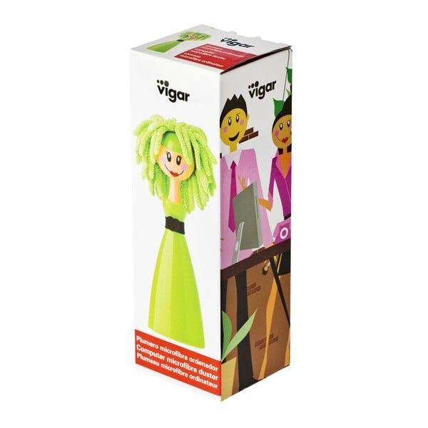 Čistítko na PC Dolls, zelené