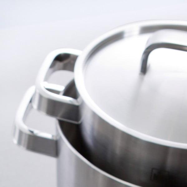 5dílná sada nerezového nádobí BK Conical+